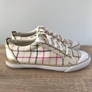 Coach Barret sneakers Q322. Size 6.5B